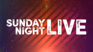 Sunday Night Live! (Area Youth Gathering) @ Montezuma Hall