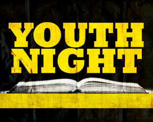 Sr. High Youth Night! @ Montezuma Church of the Brethren